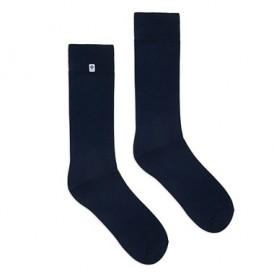 4lck Classic bamboo blue socks