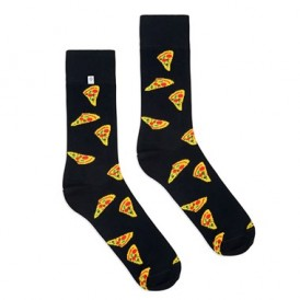 Pizza Socks 4lck