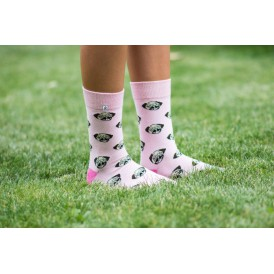 Pugs Socks for Girl