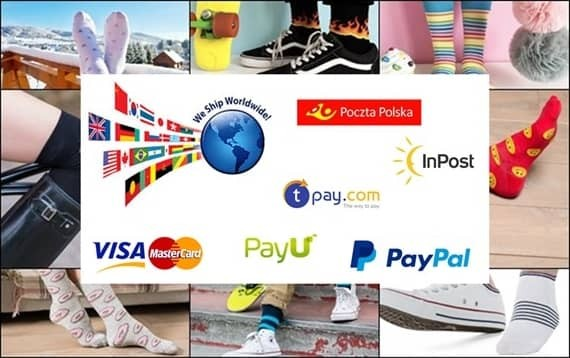 Worldwide delivery and payments